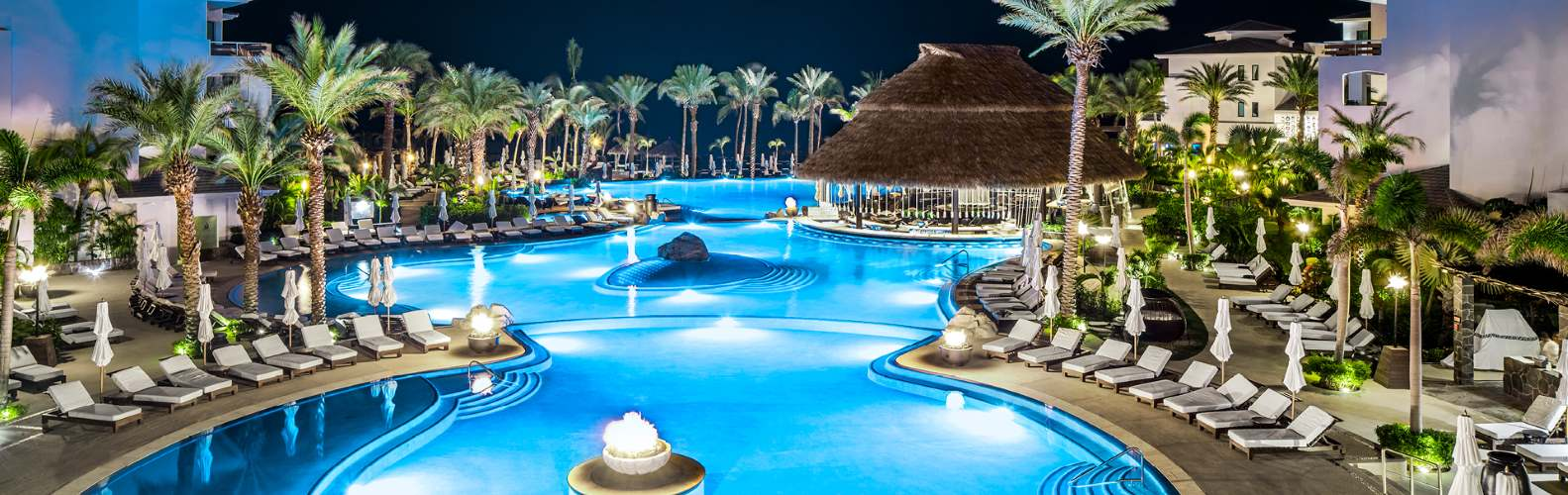 Cabo Azul Resort Accommodations